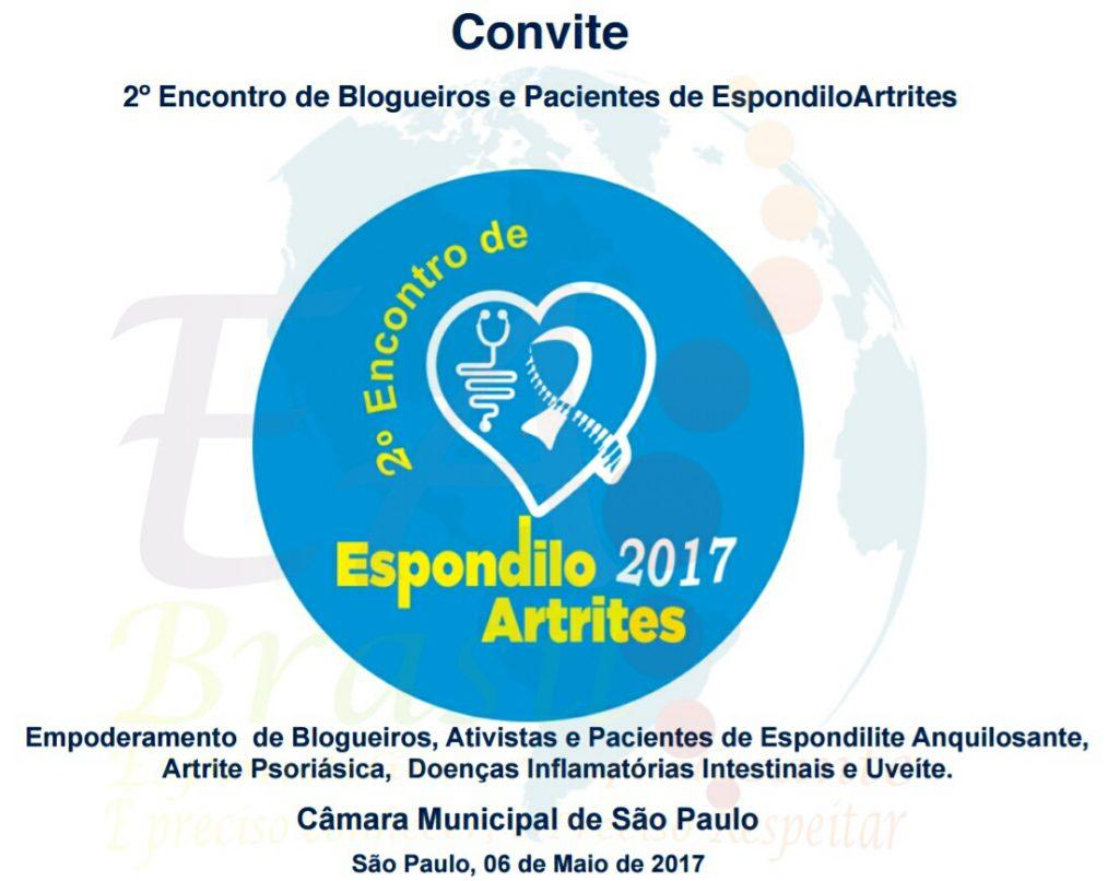 """alt=""""1° Encontro de EspondiloArtrites - Está acontecendo hoje em São Paulo, o primeiro encontro de espondilartrites"""""""