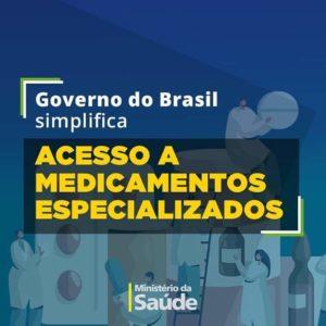 """alt=""""Ministério simplifica acesso a Medicamentos Especializados"""""""